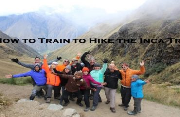 How to Train to Hike the Inca Trail to Machu Picchu