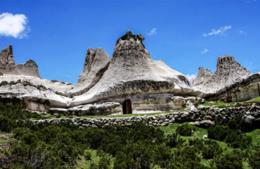Pampachiri Stone Forest and Smurfs House tour 2 days / 1 nights